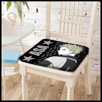 Anime/The Song of Yoru & Asa High elasticity memory cotton Seat Cushion/mat image