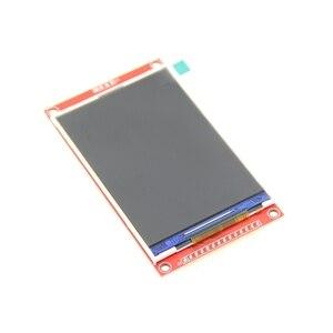 Image 2 - 3.5 Cal 480x320 SPI szeregowy wyświetlacz z modułem LCD TFT bez panelu naciśnij sterownik IC ILI9488 dla MCU