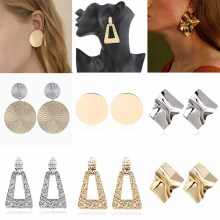 BTWGL  Fashion Statement Earrings 2019 Bohemian Style Jewelry Ladies Pendant Modern