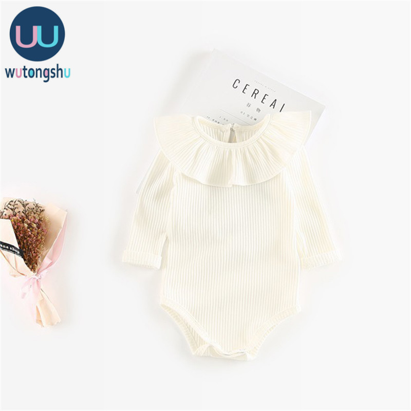 Baby Girl Rompers Autumn Winter Infant Cotton Long Sleeve Newborn Baby Girl Clothing Body Bebe Newborn Baby Outfits Dropshipping | Happy Baby Mama