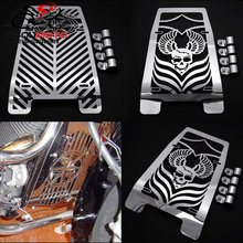 Motorfiets Radiator Grille Guard Protector Grill Water Cooler Engine Cover Voor Yamaha XVS1100 Drag Star Classic Custom 1999-2012