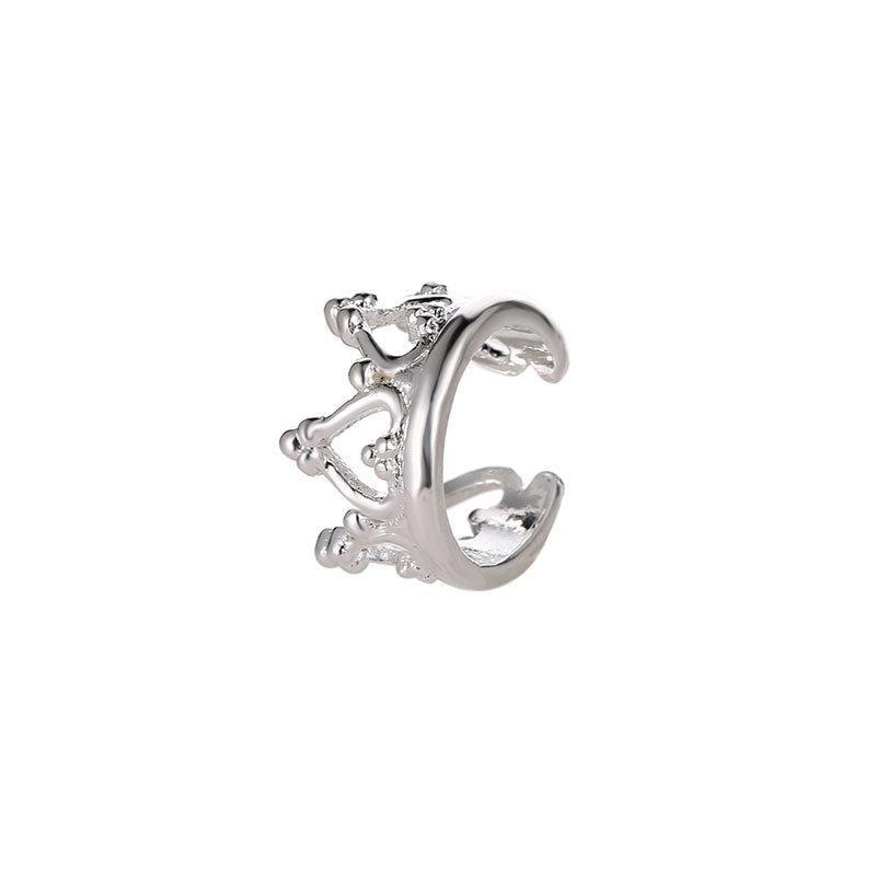 05 silver earrings