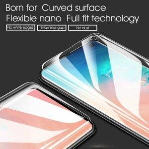 Image 4 - אולטרה דק מלא כיסוי רך הידרוג ל סרט עבור Samsung S7 S7edge S8 S8Plus S9 S9Plus מגן עבור סמסונג Note8 Note9 note10