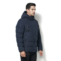 Russian Size 48 56 Winter Jacket Men Men's Coat Winter Brand Man Clothes Casacos Masculino Thick Winter Coat 2019