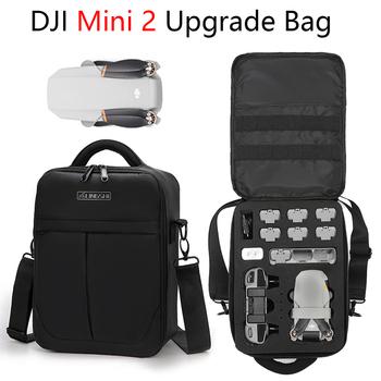 DJI Mavic Mini 2 Upgrate Drone przenośna torba na ramię oryginalna torba na ramię dla DJI Mavic Mini 2 akcesoria tanie i dobre opinie BEHORSE CN (pochodzenie) 26*21*9 455g Torby na drona for Mavic Mini 2 Accessories