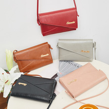 цена на Women's Bags Wholesale New Personality Small Package Smartdiaper Bag Fashion Simple Shoulder Bag Clutch Bag PU leather bag