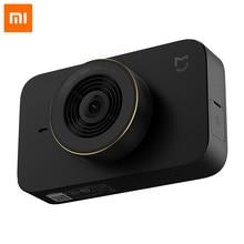 Xiaomi Mijia Smart car dvr камера Wi-Fi 1080P HD ночного видения Dash Cam Голосовое управление Вождение видео рекордер 140 градусов широкий угол