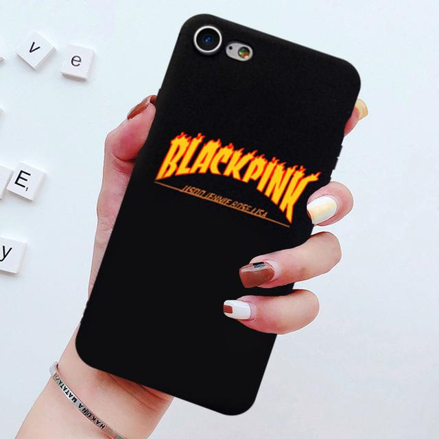 BLACKPINK THEMED IPHONE CASE (4 VARIAN)