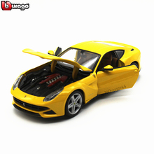 Bburago 1:24 Ferrari F12 collection manufacturer authorized simulation alloy car model crafts decoration toy tools