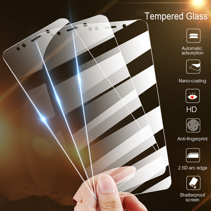 Tempered Glass Redmi Note 7 8 Pro 6 5 7A Glass Redmi K20 Pro Screen Protector Protective Safety Glass For Xiaomi Redmi Note 7 8