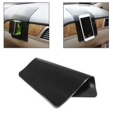 18x13CM Car Dashboard Sticky Anti-Slip PVC Mat Car Styling Interior Silicone pad Non-Slip Mat Cell Phone GPS PDA Holder