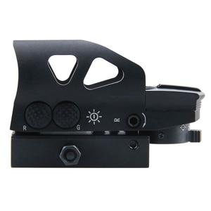 Image 3 - Vector optical cliquet GEN II 1x23x34, multi réticule de vue, vert et rouge, avec QD 20mm, support pour chasse