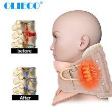 Cou Cervical gonflable Traction collier cou soutien masseur orthèse voyage Portable cou Fatigue soulagement de la douleur dispositif de soins de santé