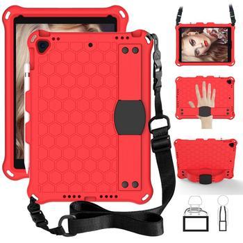 EVA Shockproof Protector Case For iPad Mini 1 2 3 4 5  kickstand Silicone Cover For iPad Mini1 / Mini2 / Mini3 / Mini4 / Mini5 зарядное устройство для планшета oem 4 usb apple ipad ipad mini2 4 3 2 1 5g 5s 4 g iphone 4 plu app066