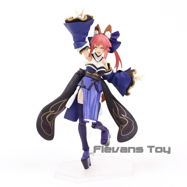 Fate Grand Order Anime Extra Caster Tamamo No Mae Figma 304 PVC Action Figure Model Doll Toy Gift 1