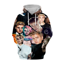 Tessffel Justin Bieber Singer tracksuit casual Harajuku 3D Printed Hoodie/Sweatshirt/Jacket/MenWomen hiphop funny style6 2 in 1 usb to rs485 usb to rs232 rs232 to rs485 converter adapter w ch340t