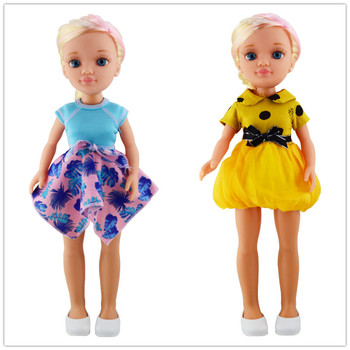 New Lovely Dress Clothes Fit With 43cm FAMOSA Nancy Doll (Doll and shoes are not included), Doll Accessories image
