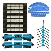 Roller Pinsel Seite Pinsel Mop Roboter Kehrmaschine Zubehör Ersatz für Conga 3090 Staubsauger 18-in Staubsauger-Teile aus Haushaltsgeräte bei