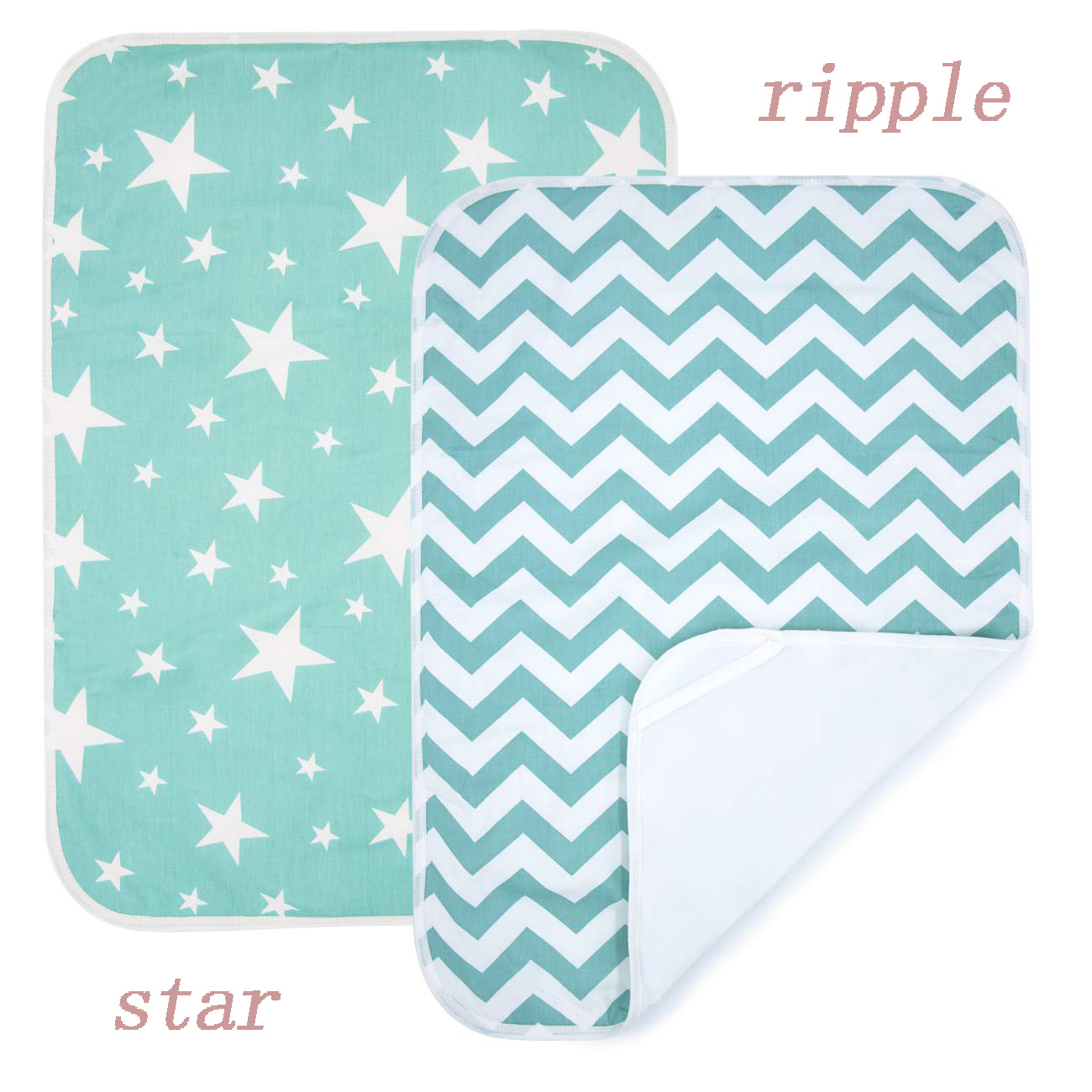 Herenice Washable Changing Mat Reusable Waterproof Bed Travel Diaper Pad Baby Products Colchoneta Thicker Urine Isolation Cover