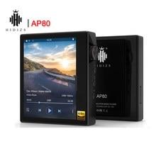 Hidizs AP80 hi-res ES9218P ultraprzenośny Bluetooth HIFI muzyka odtwarzacz MP3 LDAC USB DAC DSD 64/128 FALC DAP