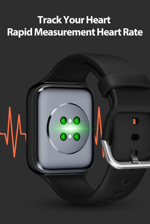 LEMFO S2 Smartwatch 10