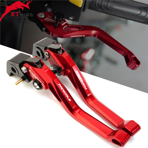 For DUCATI 848/EVO S4RS 749 999 1098 1198 1199 /899 Panigale Motorcycle CNC Adjustable 3D Rhombus Motorcycle Brake Clutch Levers