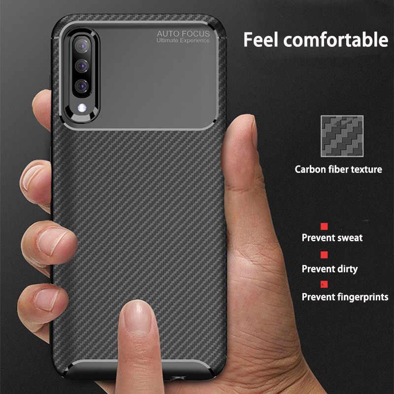 De Teléfono para Samsung Galaxy A10 A20 A30 A40 A50 A60 A70 caso A10E A20E M40 M30 M20 M10 A8 A9 estrella cubierta de silicona