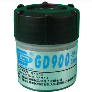 Elenxs Grease-Paste Heatsink GD900 Compound Conductive Silicone for CPU CN30 Net-Weight-30-Grams
