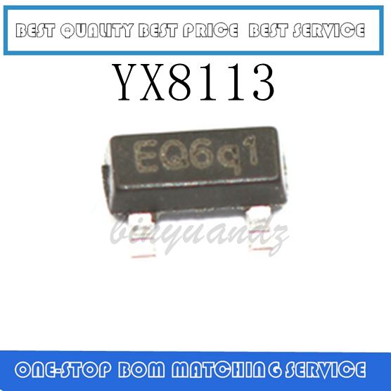 100PCS YX8113 YX8122 YX8253 YX8232A YX8254 YX8233S YX8183 YX8117 YX8018 YX8254B
