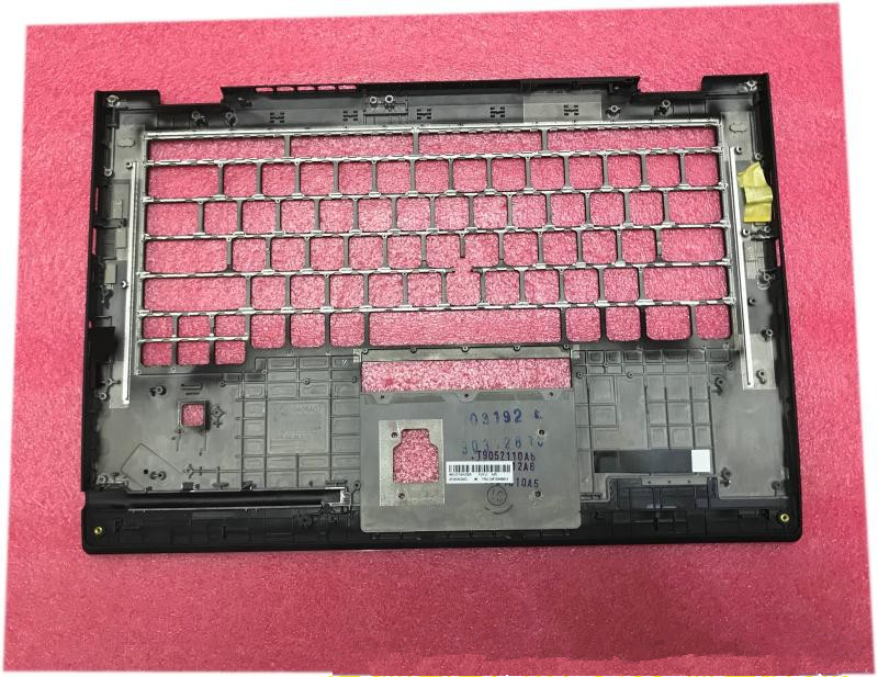 01LX828 01LX828 Lenovo ThinkPad X1 Yoga 3rd Gen Keyboard Palmrest FRU