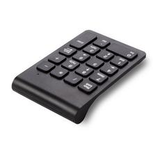 Simple Wireless Keyboard Multifunctional Computer Table PC Hand-held Portable Keyboard Touchpad Keyboard(China)