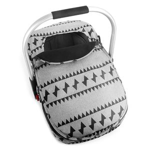 Image 5 - יילוד תינוק סל המכונית כיסוי תינוק Carrier חורף קר מזג אוויר עמיד שמיכת סגנון חופה