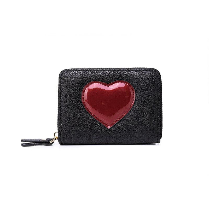 Hot Selling AliExpress Korean-style Wallet Women's Short Zipper Fashion Card Bit More Cool Mini Organ Purse