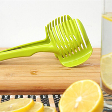 Plastic Slicer Tomato Potato Onion Cutter Manual Vegetable Fruit Tools Cake Holder Kitchen Utensilios accessories discount new technology carrot potato onion lemon and orange tomato slicer tomato cutter tomato cutting machine