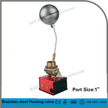 Stainless Steel Steam Generator Level Control/Boiler Float Level Switch/Stainless steel float ball switch,controller