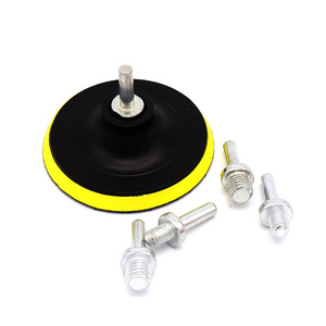 Image 3 - Haste de conexão elétrica m10 m14, ângulo de broca, alça de sucção, haste autoadesiva para moedor, 1 peça ferramentas manuais de disco