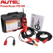 Autel PowerScan PS100 חשמל מערכת אבחון כלי Autel PS100 כוח סריקה