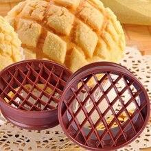 Гонконгские инструменты для приготовления сладкого хлеба ананасовая