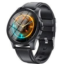 Lige relógio inteligente telefone tela de toque completa esporte relógio de fitness ip68 à prova dip68 água conexão bluetooth para android ios smartwatch masculino