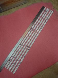 Image 3 - 10 Stks/set Led Backlight Strip Voor Samsung HG40AC690 UE40H6270 UE40H6500 UE40H5500 UE40H6200 UE40H5100 D4GE 400DCA 400DCB R2 R1