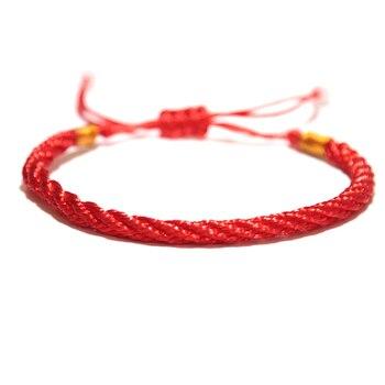 Bracelet tibétain chance