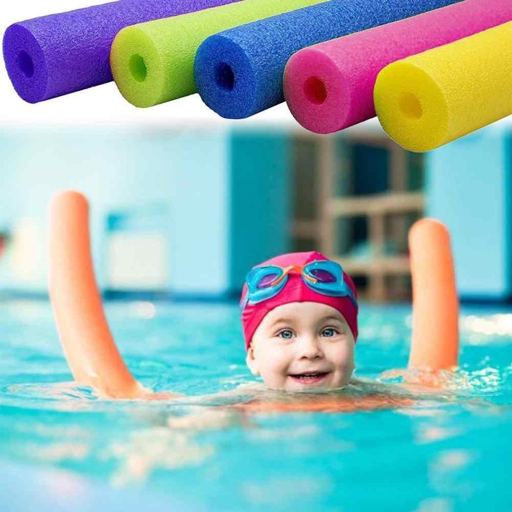 Konesky Swimming Aid Foam Noodles Swim Pool Noodle Water Float Stick Floating Foam Stick