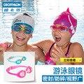 Schwimmen Brille High definition Anti fog Wasserdichte Ausrüstung Teenager JUNGEN Mädchen Nab K-in Schutzbrille aus Sicherheit und Schutz bei