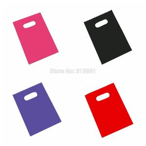 Image 4 - Plastic Gift Bags,jewelry Packaging Pouches, Colorful Plastic shopping bags,Gift Packaging Pouches  20pcs/lot