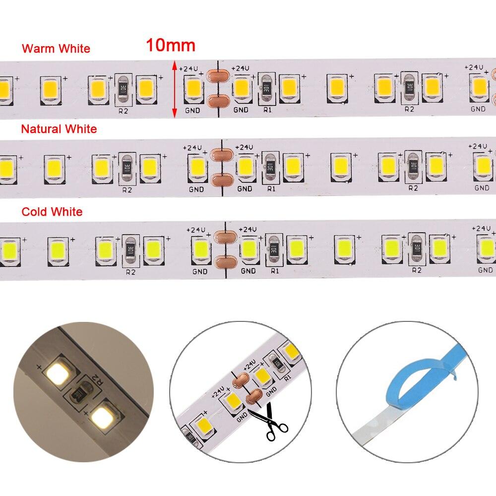Alta qualidade 2835 led luz de tira