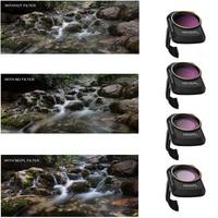 Сделано фильтр для DJI Mavic мини фильтры нейтральной плотности Полярный для DJI Mavic мини камера аксессуары UV CPL ND NDPL4/8/16/32 5