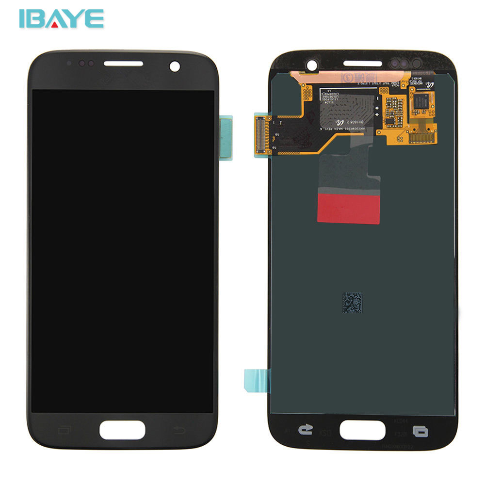For SAMSUNG GALAXY S7 G930A G930F SM G930F LCD Display Touch Screen Digitizer Assembly Replacement For SAMSUNG S7 LCD + AAA