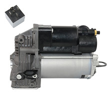 AP02 Compressor de Ar Bomba De Choque Para Mercedes W164/X164 SUV GL/ML 350/500/450/300/63 4 AMG 4matic 1643200204, 1643200304 ,1643200504