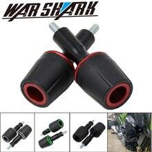 إطار حماية للدراجات النارية من السقوط ، انسيابية ، حماية ضد الصدمات ، لسوزوكي SV650 / SV 650 sv650s ، ألومنيوم