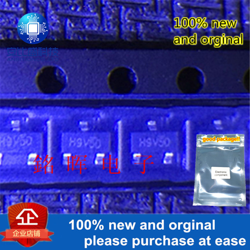 10pcs 100% New And Orgianl SI2369DS-T1-GE3 Silk-screen H9V5D SOT23 SI2369 In Stock